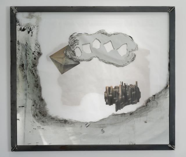 , 'PLATONIC SOLID'S DREAMING/DETROIT'S SHRINKING (Octahedron),' 2014, Galerie Nathalie Obadia
