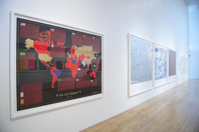 Damien Hirst New Religion Paul Stolper Gallery Artsy