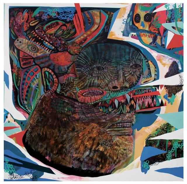 JON TODD, 'The Brute', 2016, Galerie Matthew Namour