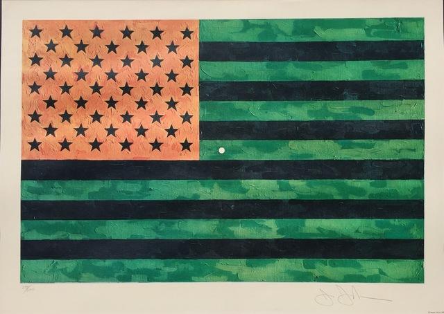 , 'Flag (Moratorium),' 1969, Denis Bloch Fine Art