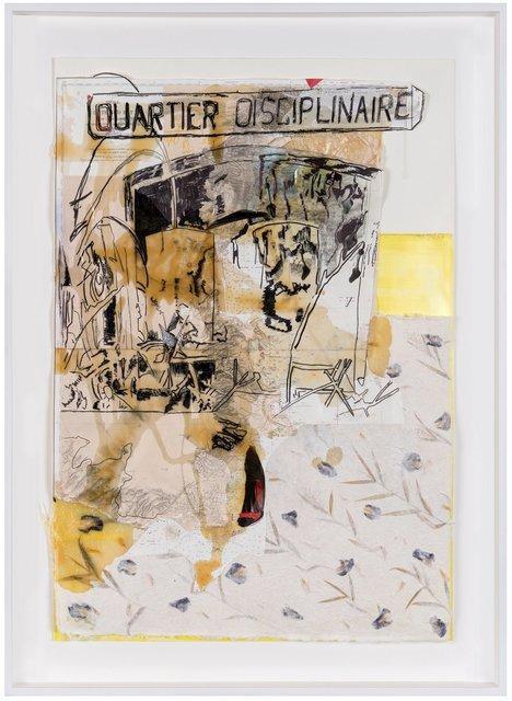 , 'Quartier Disciplinaire,' 2017, Galerie Kornfeld