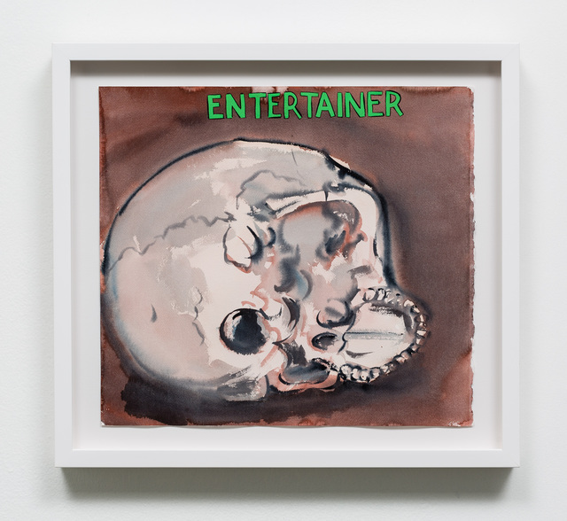 , 'Entertainer,' 2015, Charlie James Gallery