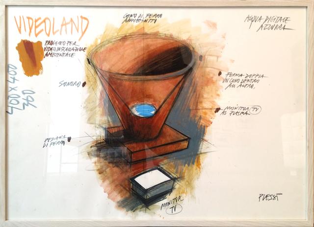, 'Videoland I,' 1987, Mario Mauroner Contemporary Art Salzburg-Vienna