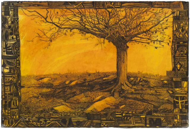 , 'Tree, Antietam Creek, MD,' 2005, Fleisher/Ollman