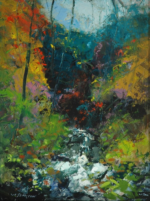, 'Panther Creek Autumn,' 2018, Shain Gallery