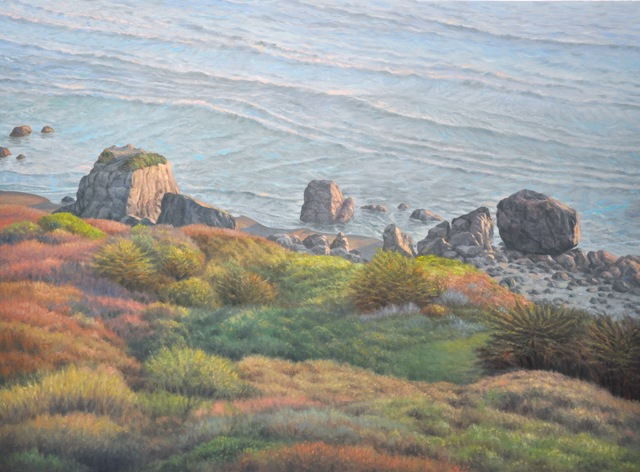 Willard Dixon, 'South of Stinson', 2014, Andra Norris Gallery