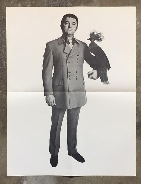 , 'Vintage Exhibition Poster,' 1969, Kwiat Art