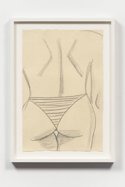 , 'Untitled (Bikini Bottom),' 2011, Gavin Brown's Enterprise