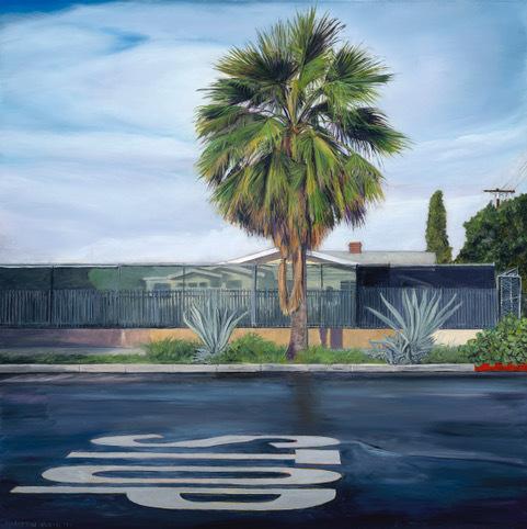 , 'Echo Park Stop,' 2018, George Billis Gallery