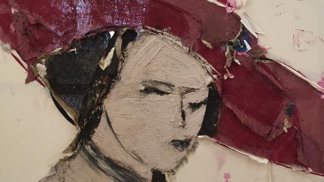 , 'Dama con Pamela,' 2015, Opera Gallery