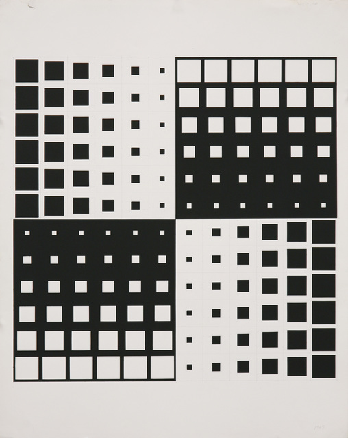 , 'Untitled (July 5),' 1967, David Richard Gallery