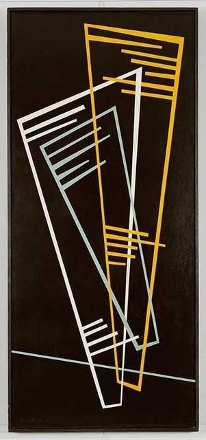 , 'Composición Vertical,' 1956, Henrique Faria Fine Art