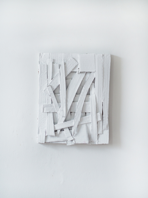 , 'White Pile,' 2015, Josée Bienvenu