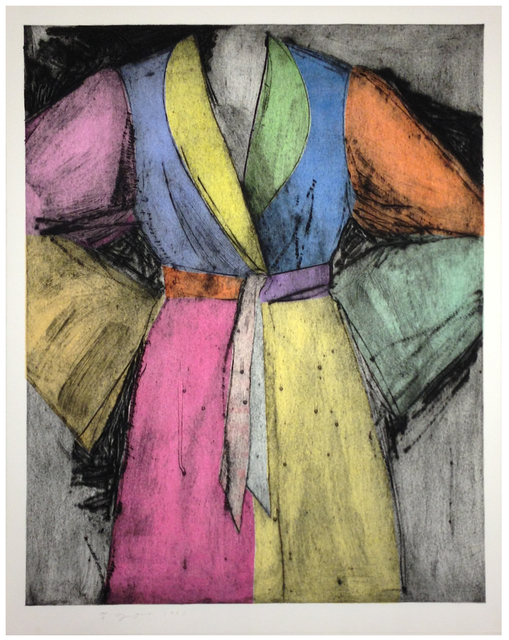 Jim Dine, 'Pale Self', 1995, Jonathan Novak Contemporary Art