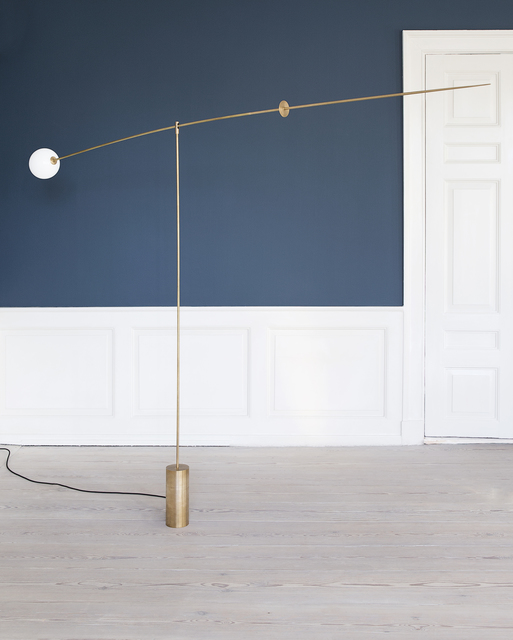 , 'Mobile Chandelier 5,' 2011, The Apartment - Copenhagen