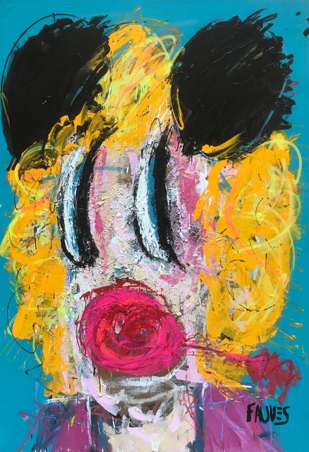 , 'Mary Lsd,' 2018, One Arts Club