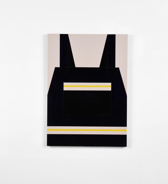 , '#16 (Safe and Sound: High Visibility),' 2017, Christine König Galerie