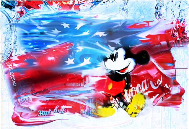 Dganit Blechner, 'Happy Mouse', GFA180, Gefen Fine Art