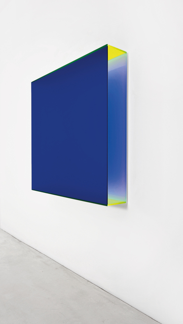 , 'Color satin blue Barcelona,' 2018, Dep Art Gallery