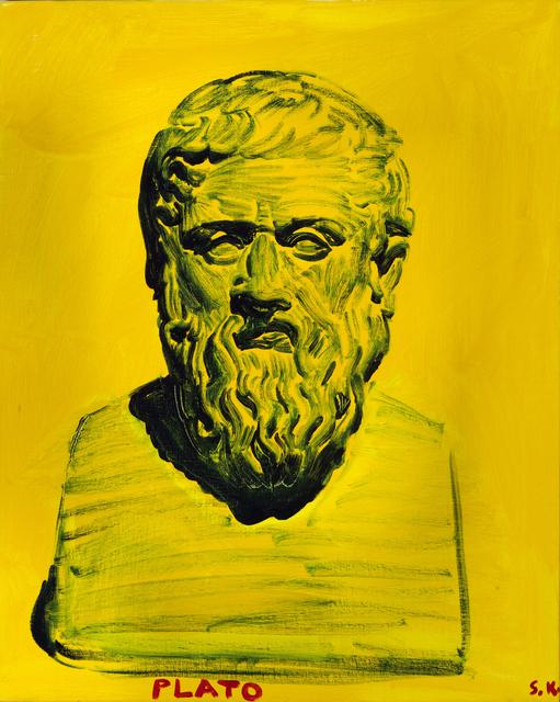 , 'Plato,' 2015, Cob
