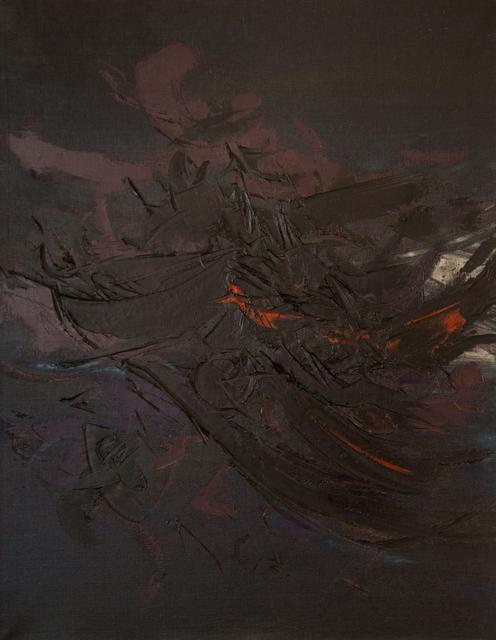 Kazuya Sakai, 'Untitled', 1960, Painting, Oil on canvas, Jorge Mara - La Ruche