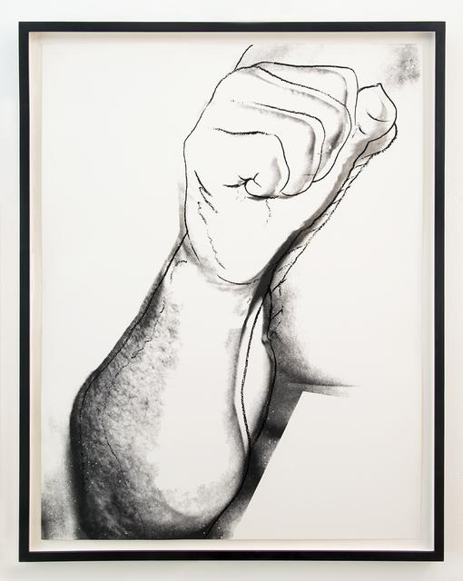 , 'Muhammad Ali, (fist),' 1978, Joshua Liner Gallery