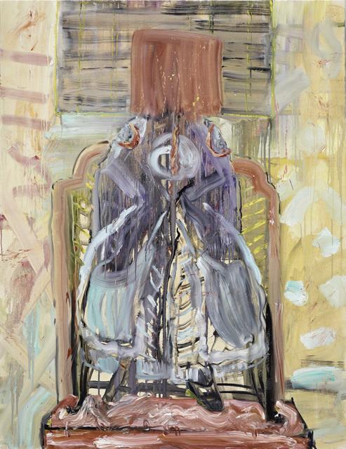 , 'The LastEmpress,' 2014, Mind Set Art Center