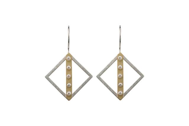 , 'Pearl Earrings,' ca. 2018, Facèré Jewelry Art Gallery