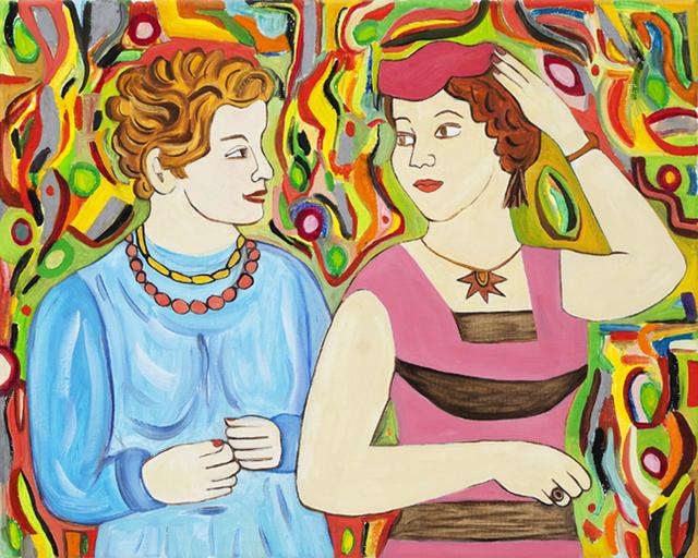 , 'Le Amiche,' 2011, A.I.R. Gallery