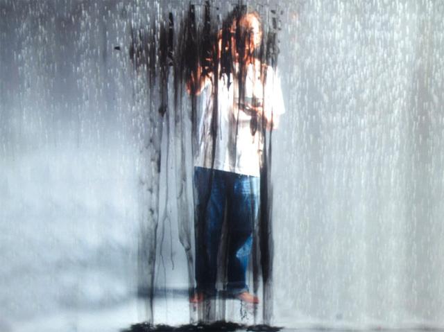 , 'Writing in the Rain,' 2011, A3 Arndt Art Agency