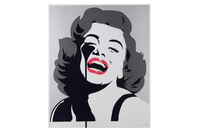Pure Evil, 'Screaming Marilyn', Chiswick Auctions