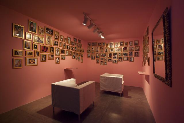 Virginia de Medeiros, 'Studio Butterfly (Reading Room)', 2003-2006, Galeria Nara Roesler