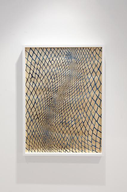 , 'Serenity in gold,' 2015, Sabrina Amrani
