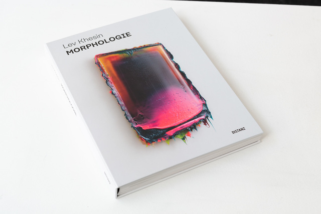 , 'Lev Khesin // MORPHOLOGIE,' 2018, SMUDAJESCHECK
