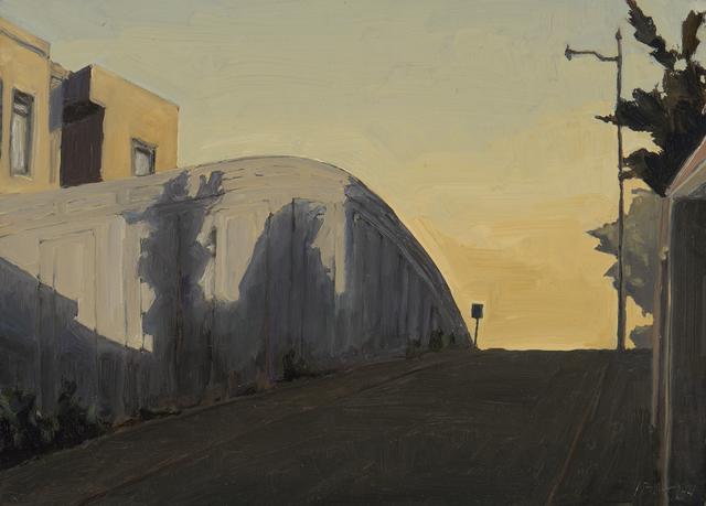 Jeff Bellerose, 'Quiet Street', 2004, Paul Thiebaud Gallery