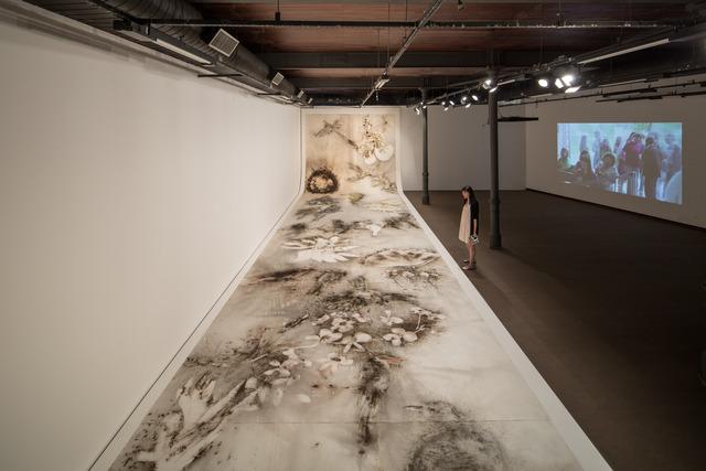 Cai Guo-Qiang, 'Installation view of Birds and Flowers of Brazil, Museu Nacional dos Correios, Rio de Janeiro,' 2013, Cai Studio