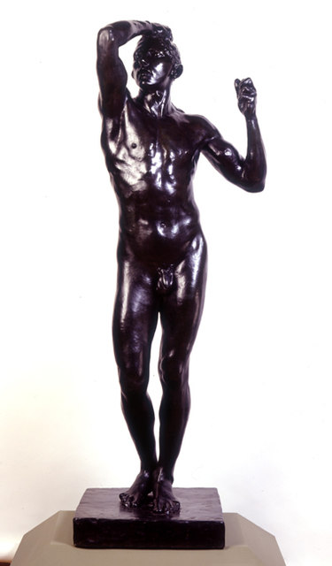 , 'The Age of Bronze,' 1877, Museo Soumaya