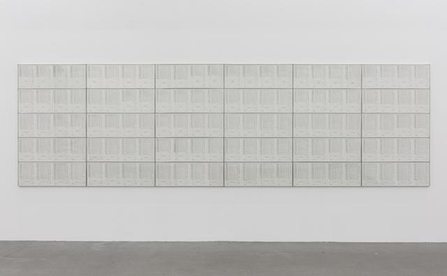 , 'Ein Jahrhundert 1 B,' 1973, Galerie Crone