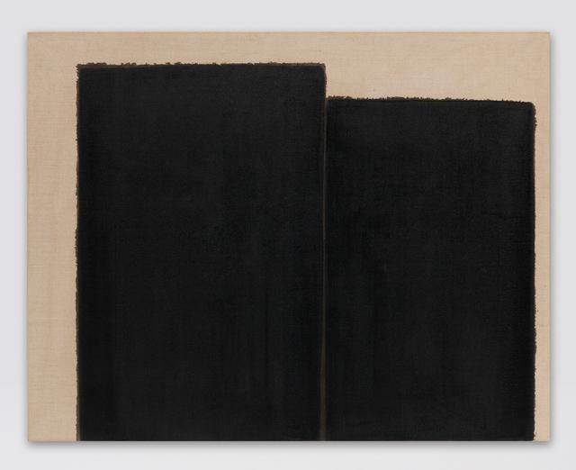 , 'Untitled,' 1991, Phosphorus & Carbon
