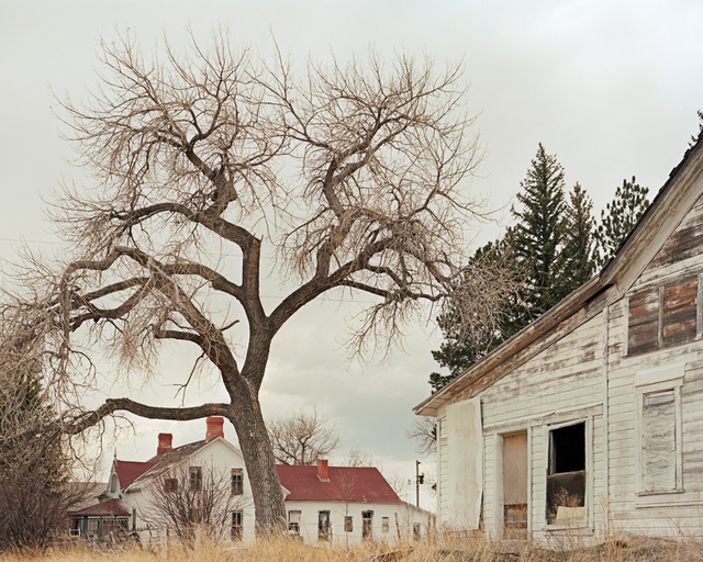 , 'The Swan Land and Cattle Company Headquarters, Chugwater, Wyoming,' , Pictura Gallery
