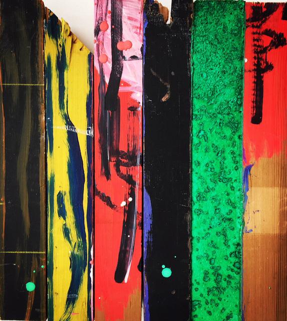 , 'Barrier System VI,' , JGM Gallery