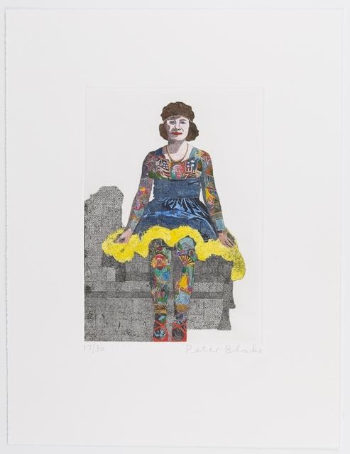 , 'Liberty Beauty Rose ,' 2015, Paul Stolper Gallery