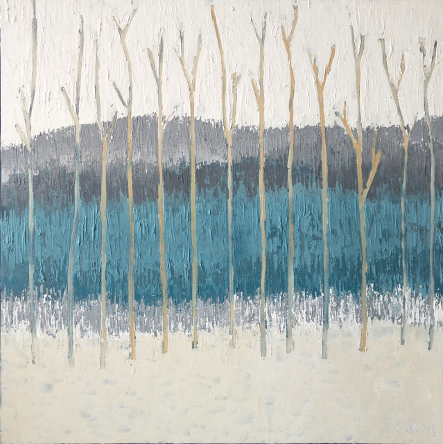 , 'Winter Hillside,' , Beverly McNeil Gallery