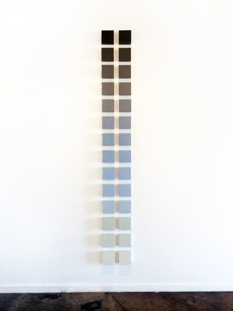 , 'Ladder,' 2009, Galleri Urbane