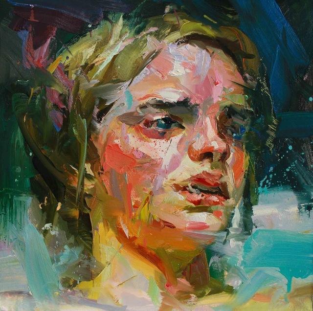 , 'Film Girl (Emma Watson),' 2017, Maddox Gallery