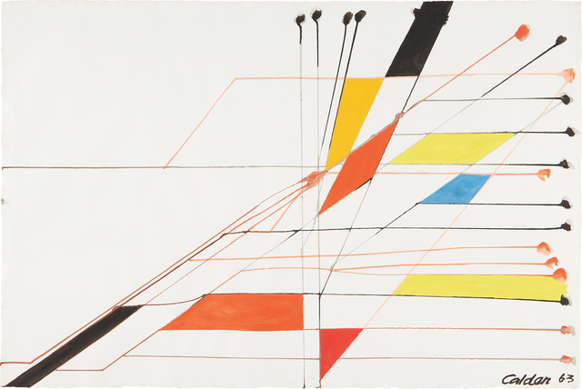 Alexander Calder, 'Untitled', 1963, Phillips