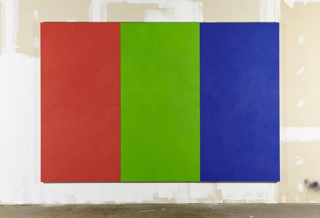 , 'Flag of Mars,' 2018, Grieder Contemporary