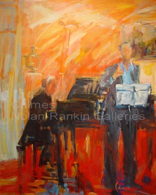 , 'Schubert,' , Nolan-Rankin Galleries