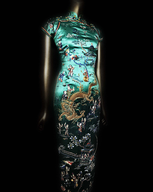 , 'Cheongsam,' 1932, The Metropolitan Museum of Art