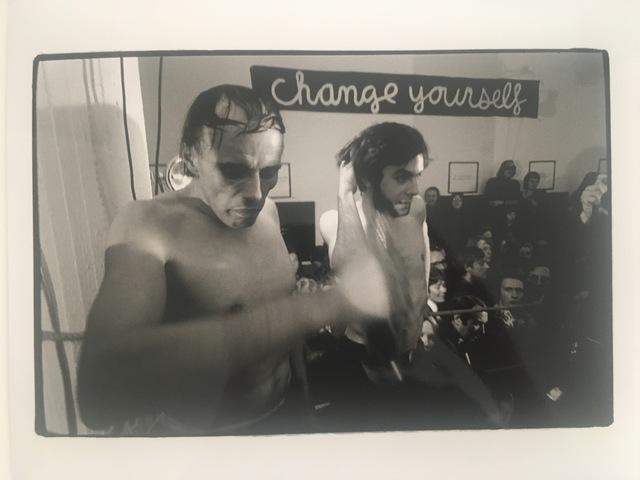 , 'Beuys boxt 08.10.1972 Nr.32 0171-21,' 1972, Waddington Custot